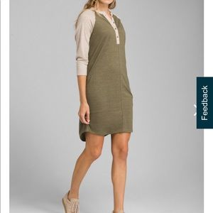 Prana Shirt Dress